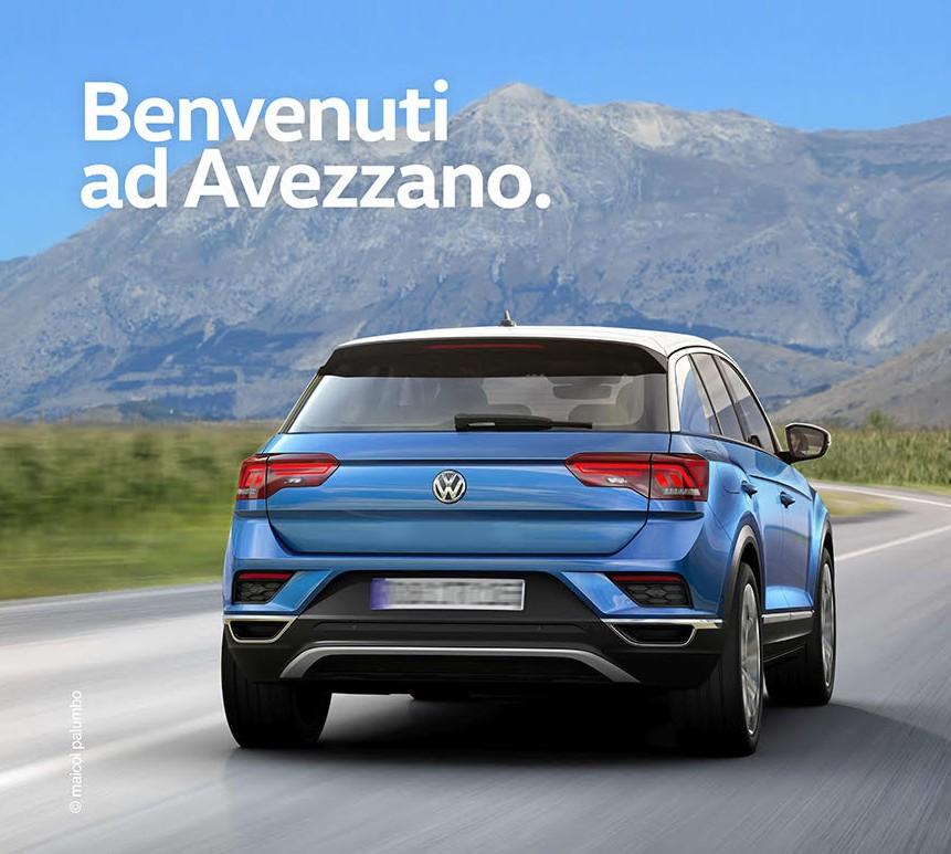 Cresce l'attesa per l'apertura della nuova concessionaria Volkswagen ad Avezzano