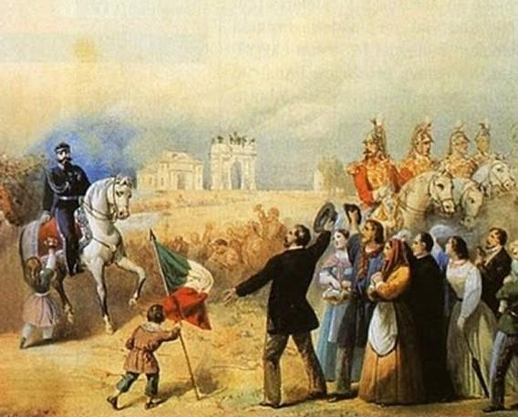 Storia d'Italia in breve: prima parte