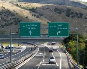 L'Autostrada dei Parchi su Raitre