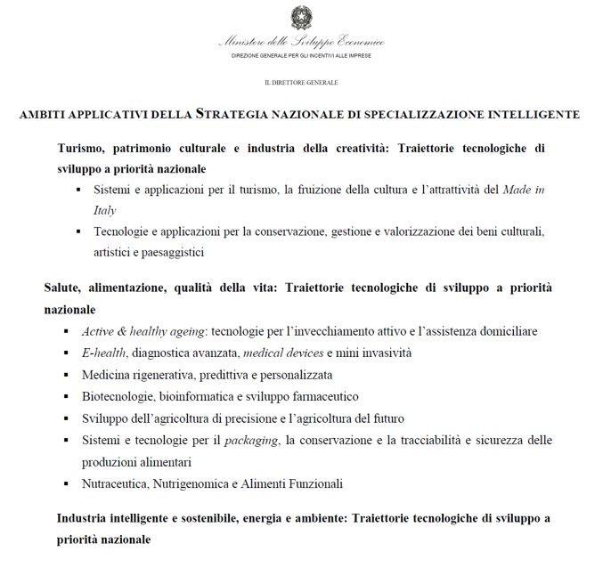 Mini: Marsica e Piana del Cavaliere escluse da agevolazioni Strategia nazionale specializzazione intelligente
