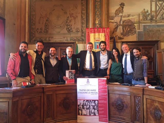 """L'ufficio del Teatro plaude a Di Pangrazio: """"Suo impegno per indipendenza politica e per crescita culturale della città"""