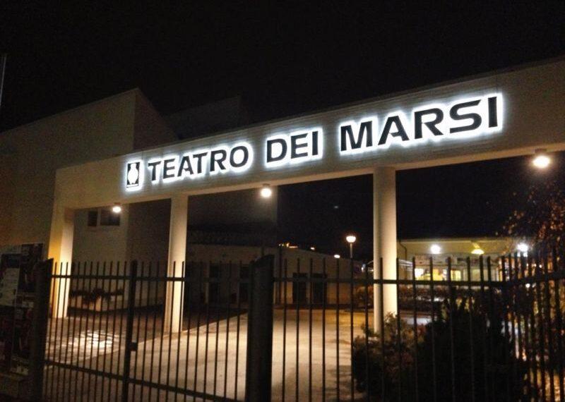 Appuntamenti Al Teatro Dei Marsi Con Il Teatro Dialettale Terre