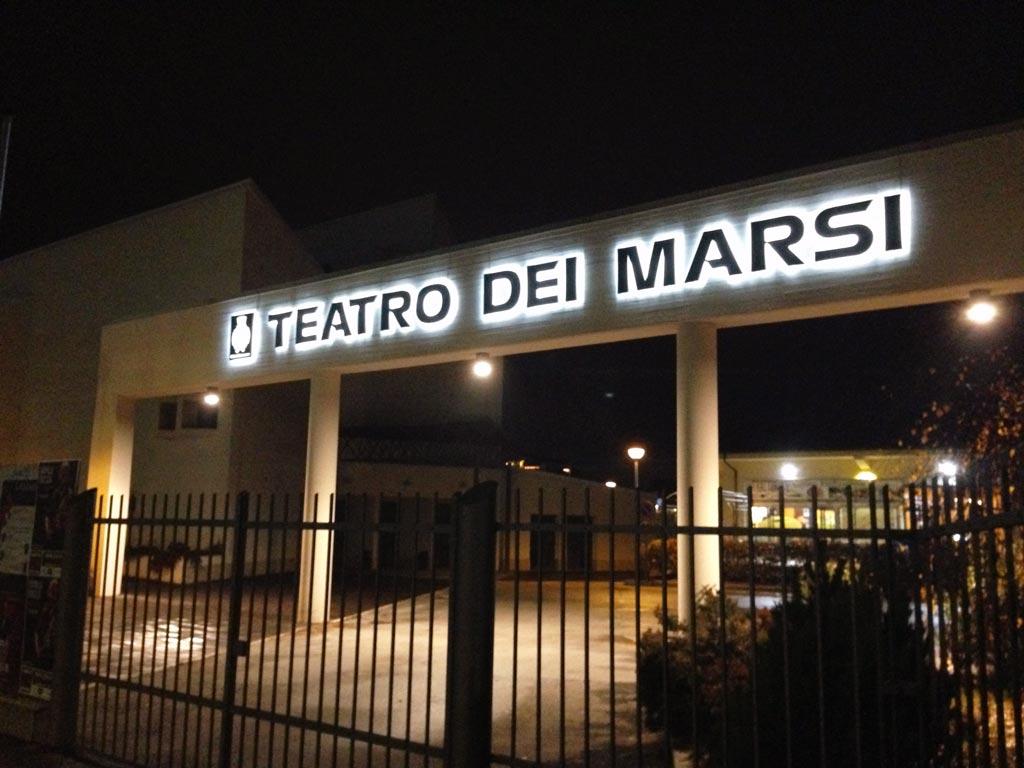 """""""L'Aviatore"""" in scena al Teatro dei Marsi"""