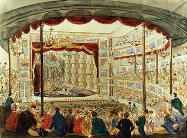 Il Teatro: un'arte antica