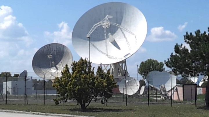 Telespazio, firmato il contratto per il centro ripetitore di Monte Midia