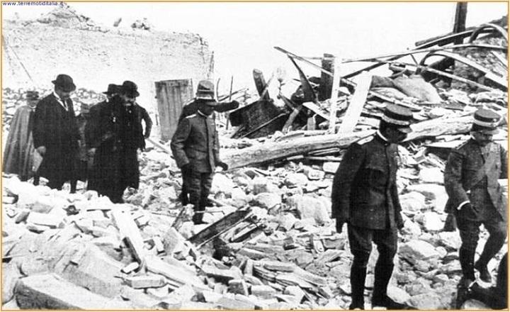 Successo di pubblico a Canistro Superiore, per la manifestazione organizzata nel 103° anniversario del terremoto del 13 gennaio 1915