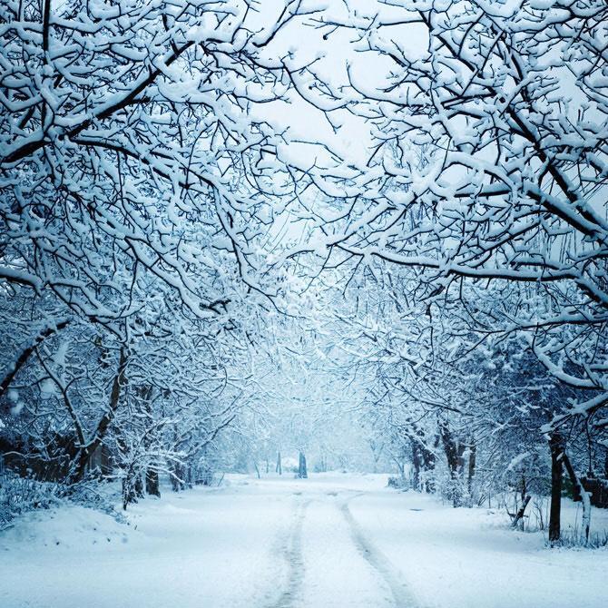 Marsica, in arrivo nevicate a bassa quota
