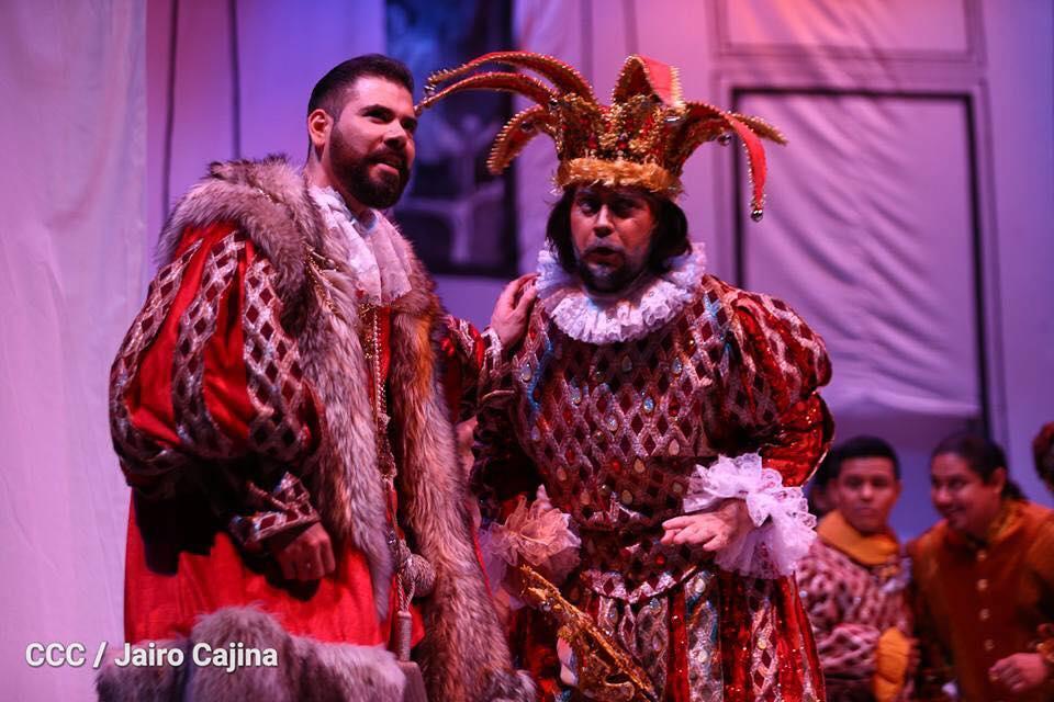 Il direttore d'orchestra marsicano Jacopo Sipari trionfa con 'Rigoletto' in Nicaragua