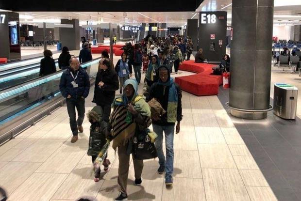 Quattro profughi eritrei ospiti della Diocesi dei Marsi