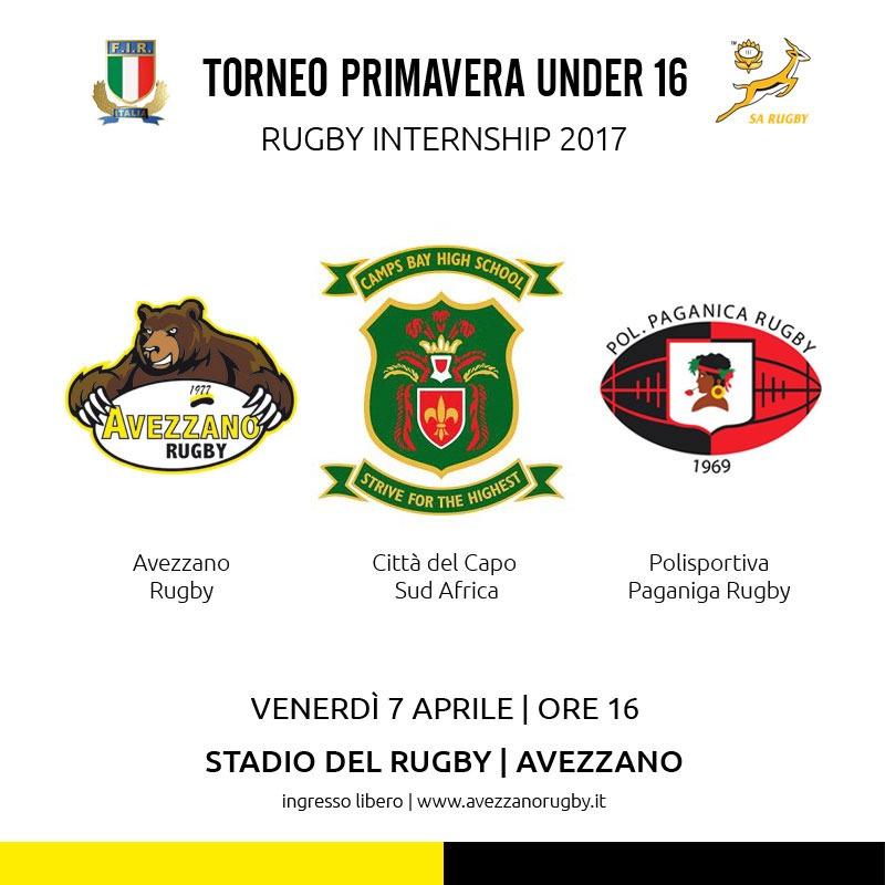Weekend di rugby a Avezzano
