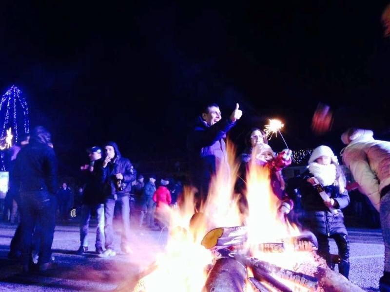 Capodanno di solidarietà: riapre la pasticceria andata a fuoco
