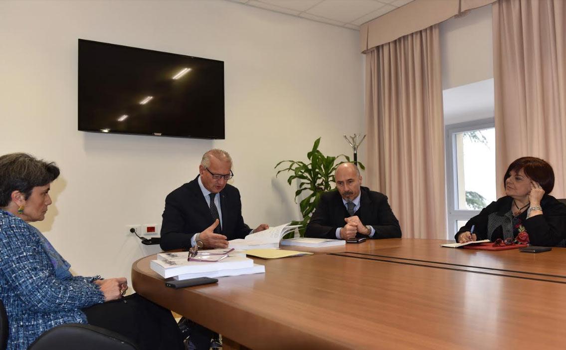 """Tribunali, Di Pangrazio """"impegno affinché venga presentata in Parlamento una proroga fino al 2022"""""""