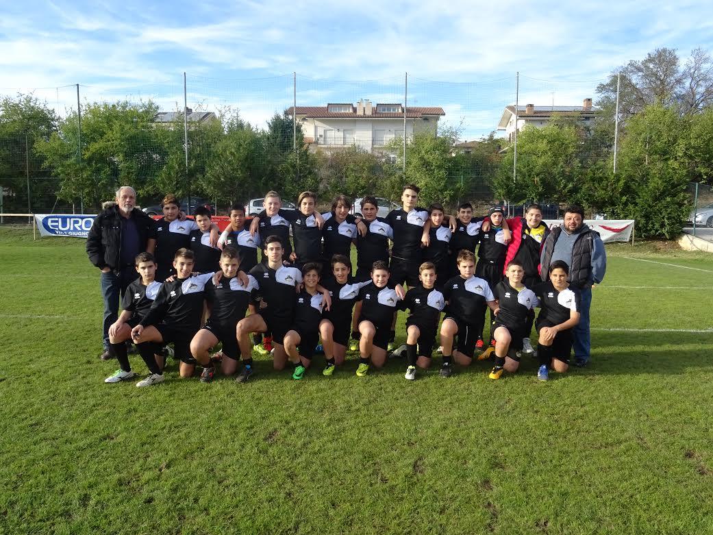 Avezzano Rugby: tutto pronto per derby under 18;la 14 va al superchallenge di Roma