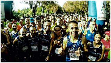 """Successi per """"Giovani"""" e """"Master"""" USA Runners Avezzano"""