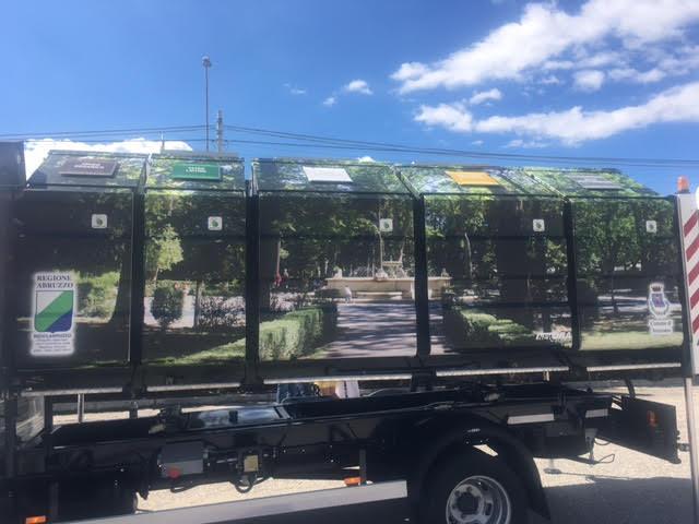 """Verdecchia: """"Ad Avezzano la prima isola ecologica mobile"""""""