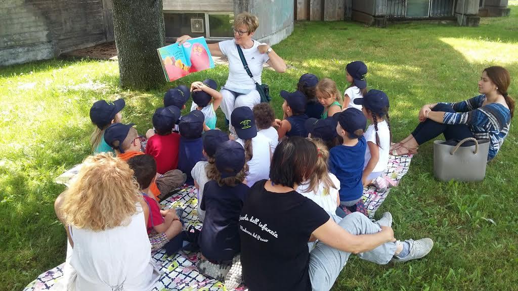 """Inaugurato il nuovo anno scolastico all'asilo nido """"Un mondo di colori"""""""