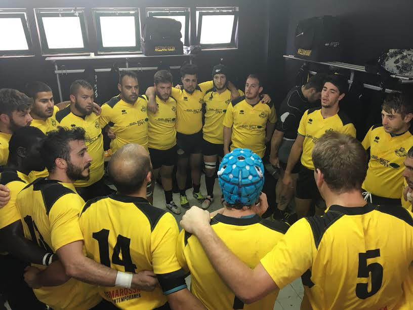 Rugby: prima sconfitta per l'Avezzano a Reggio Calabria