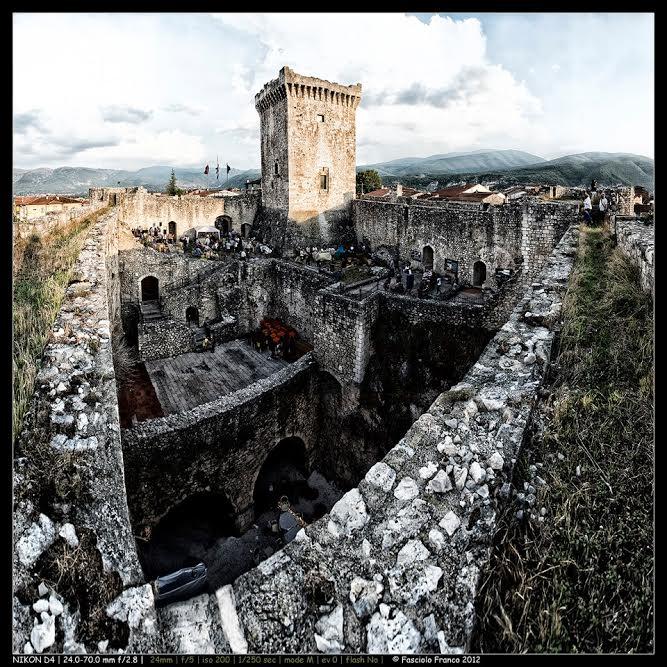 Apertura estiva del castello Piccolomini di Ortucchio