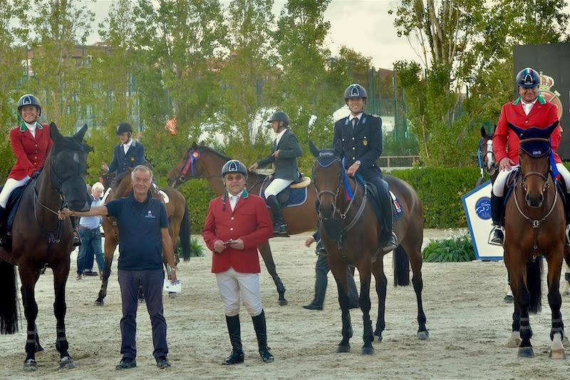Veterani: A Barcellona si è svolta la tappa finale del circuito Aja