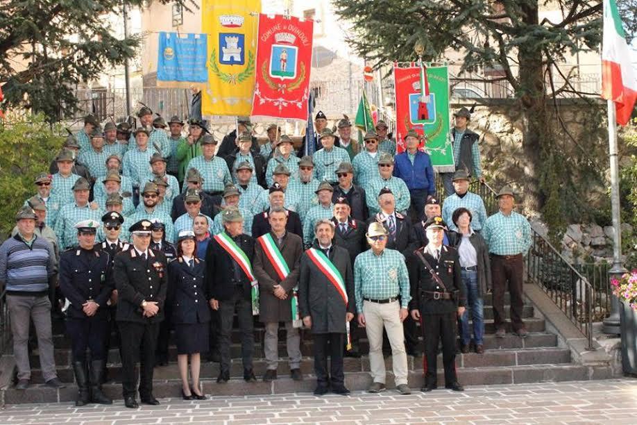 Ovindoli, Rocca Di Mezzo e Rocca Di Cambio commemorano i caduti della Grande Guerra