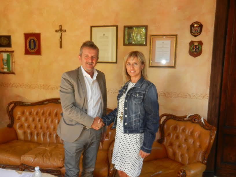 Ricevuta in municipio la nuova direttrice del carcere San Nicola