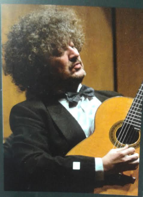 Avezzano: Zoran Dukic in concerto sabato 3 settembre 21.30 al Castello Orsini