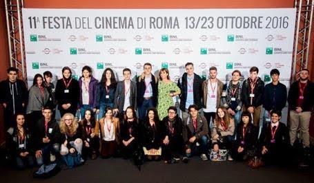 I ragazzi del Majorana giurati e spettatori ad Alice nella Città, sezione giovani della Festa del Cinema di Roma