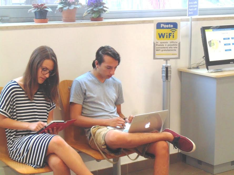 Marsica: wi-fi gratuito in altri cinque uffici postali