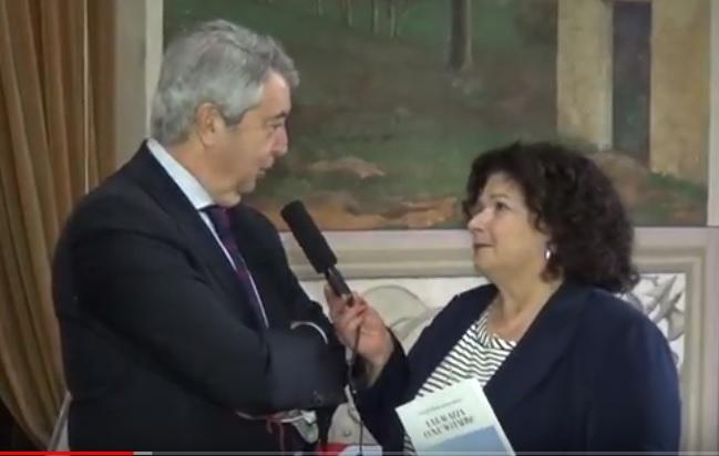 """Il giornalista Giuseppe Maria Gnagnarella ad Avezzano presenta il libro """"La ragazza con l'accendino"""""""
