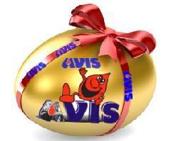 L'Avis di San Pelino dona uova di Pasqua ai bambini della scuola