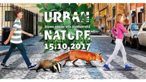 Urban Nature, alla scoperta della natura in città con il Wwf
