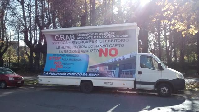 Crab, 18 mesi di stipendi non pagati e la Regione non accetta di parlare con i sindacati
