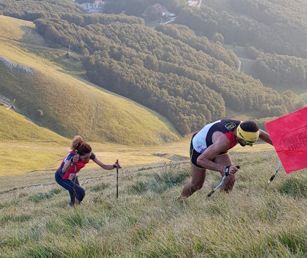 Atleti sul Velino per l'ultima sfida dell'Abruzzo Vertical Cup