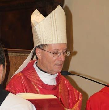 """Il Vescovo Pietro Santoro """"Non c'è Avvento senza un ritornare a camminare insieme a Cristo"""""""