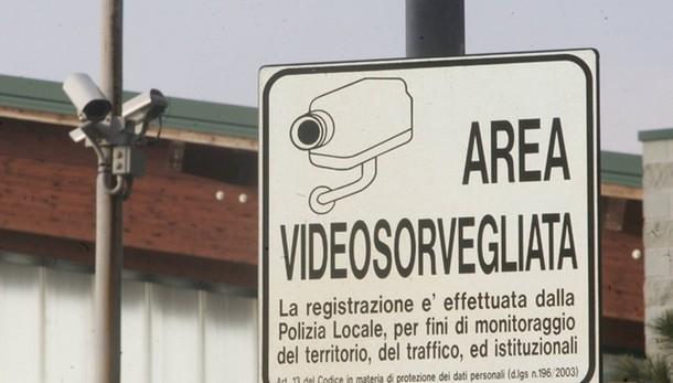 Sicurezza in paese, attivate 18 telecamere di videosorveglianza a Capistrello