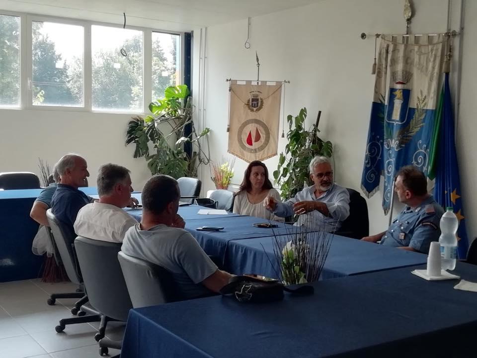 Il primo distaccamento interregionale di volontari di vigili del fuoco si attiverà a Carsoli