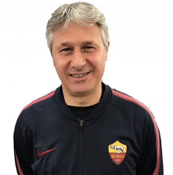 Walter Di Domenico sarà il nuovo istruttore della A.S. Roma Accademy 2018