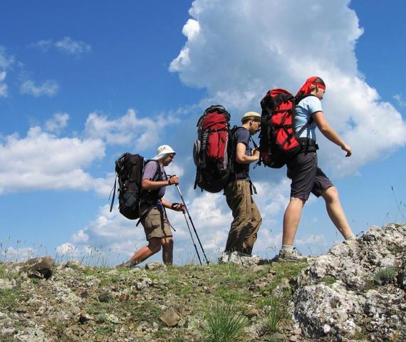 Escursione da Parco San Leonardo attraverso Fonte Longagna