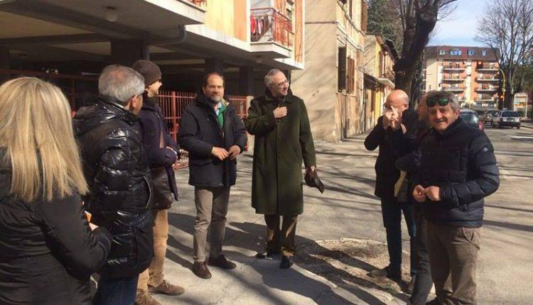 """Visita ad Avezzano del Wwf, Delle Coste risponde alle polemiche: """"Prima della manutenzione ci siamo assicurati del trattamento delle piante"""""""