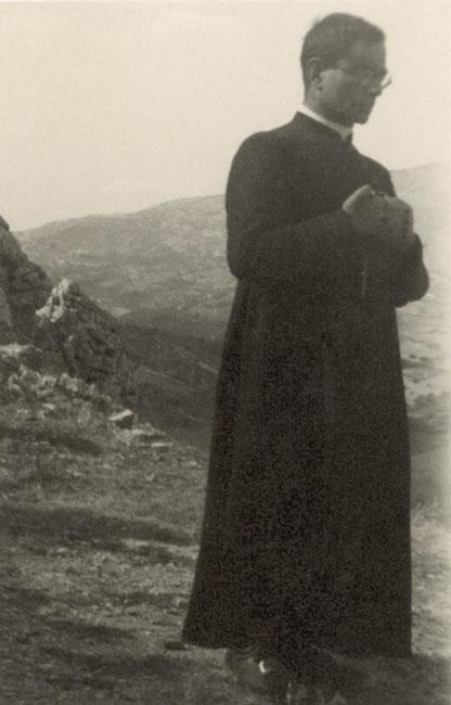 Nel museo di Yed Vashem di Gerusalemme, l'emozione di trovare Don Gaetano Tantalo tra i giusti delle nazioni
