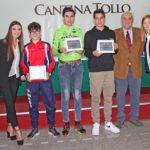 """Ciclismo. Il giovane avezzanese Edoardo Luce campione regionale 2018 nella specialità """"mtb eliminator"""""""