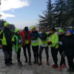 Trail della befana 2019.Una corsa magica nella neve…