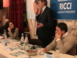 Tagliacozzo, Grande partecipazione alla presentazione dei candidati Ricci e Paraninfi