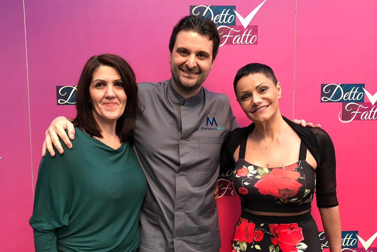 E' abruzzese la nuova protagonista del tutorial del noto chirurgo marsicano Tito Marianetti in onda su RAI2
