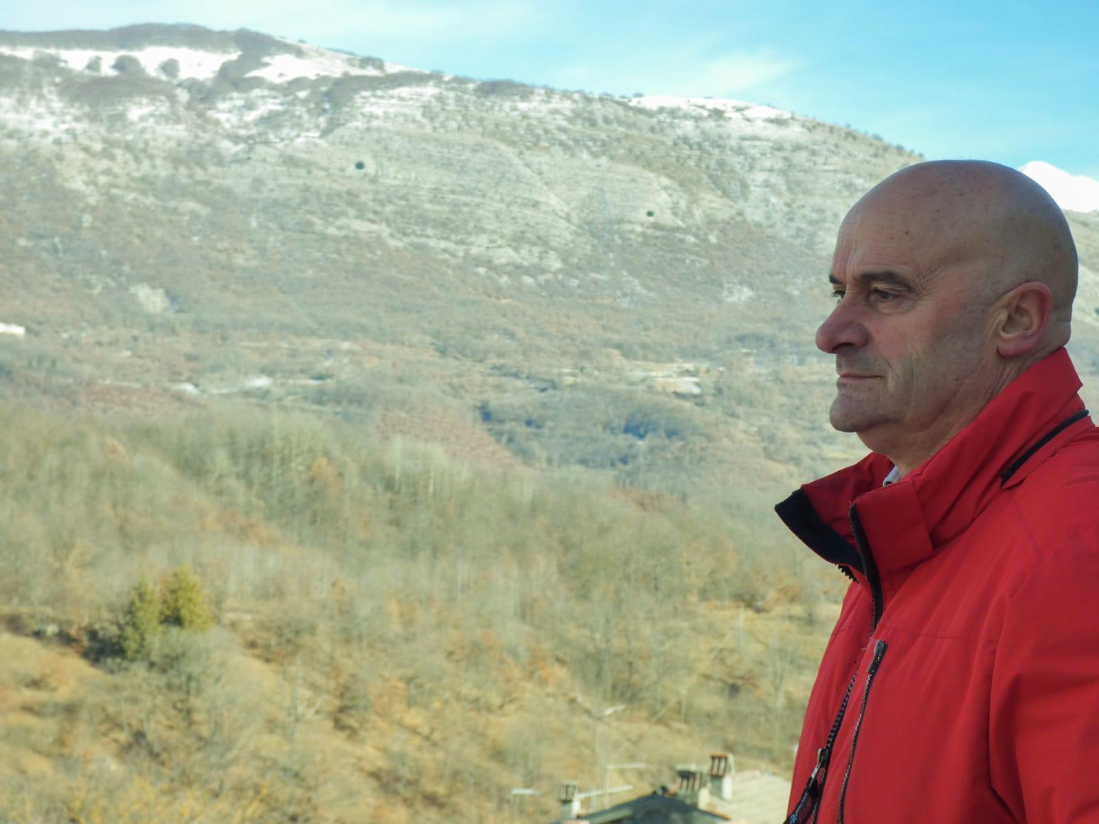 Passione ed esperienza, coraggio e voglia di credere in un Abruzzo migliore, Lorenzo Berardinetti ufficializza la sua candidatura