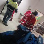 Terremoto Marsica, anche la Croce Rossa Italiana Comitato di Avezzano in supporto alla popolazione di Collelongo