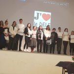"""Giornata del Liceo Croce di Avezzano""""Performances"""" linguistiche, e non solo!"""
