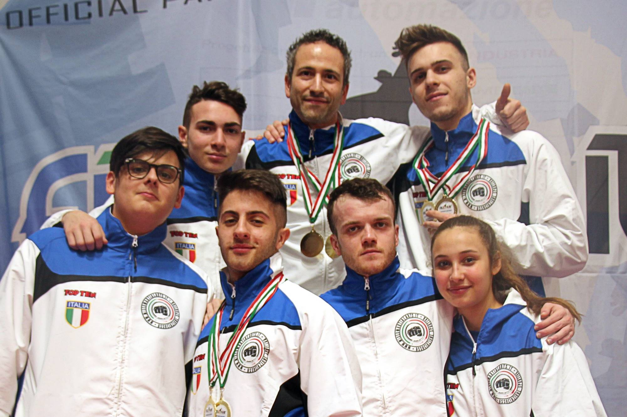 Successo dei marsicani della ASD MMA ai Campionati Italiani FITAE-ITF di TaeKwon-Do