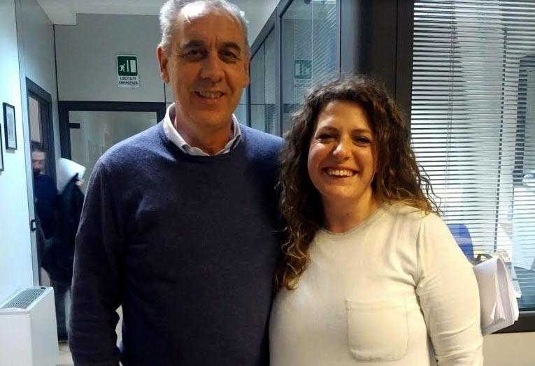 Elezioni regionali: Legnini a Luco dei Marsi con la candidata Valentina Angelucci