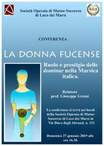 La donna fucense, ruolo e prestigio delle dominae nella Marsica italica